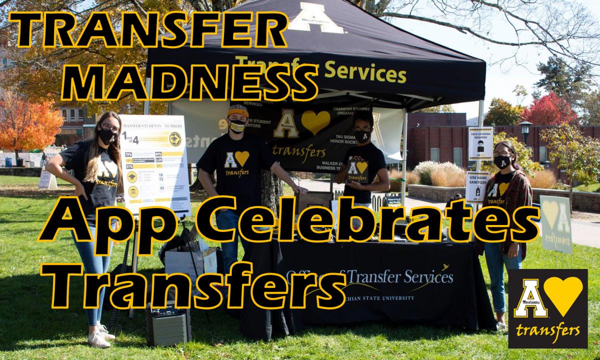 App Celebrates Transfers Image