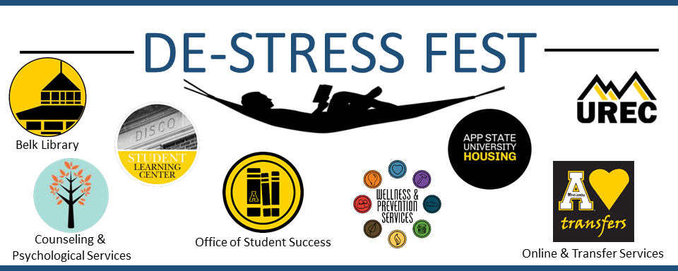 De-Stress Fest Sponsors Image