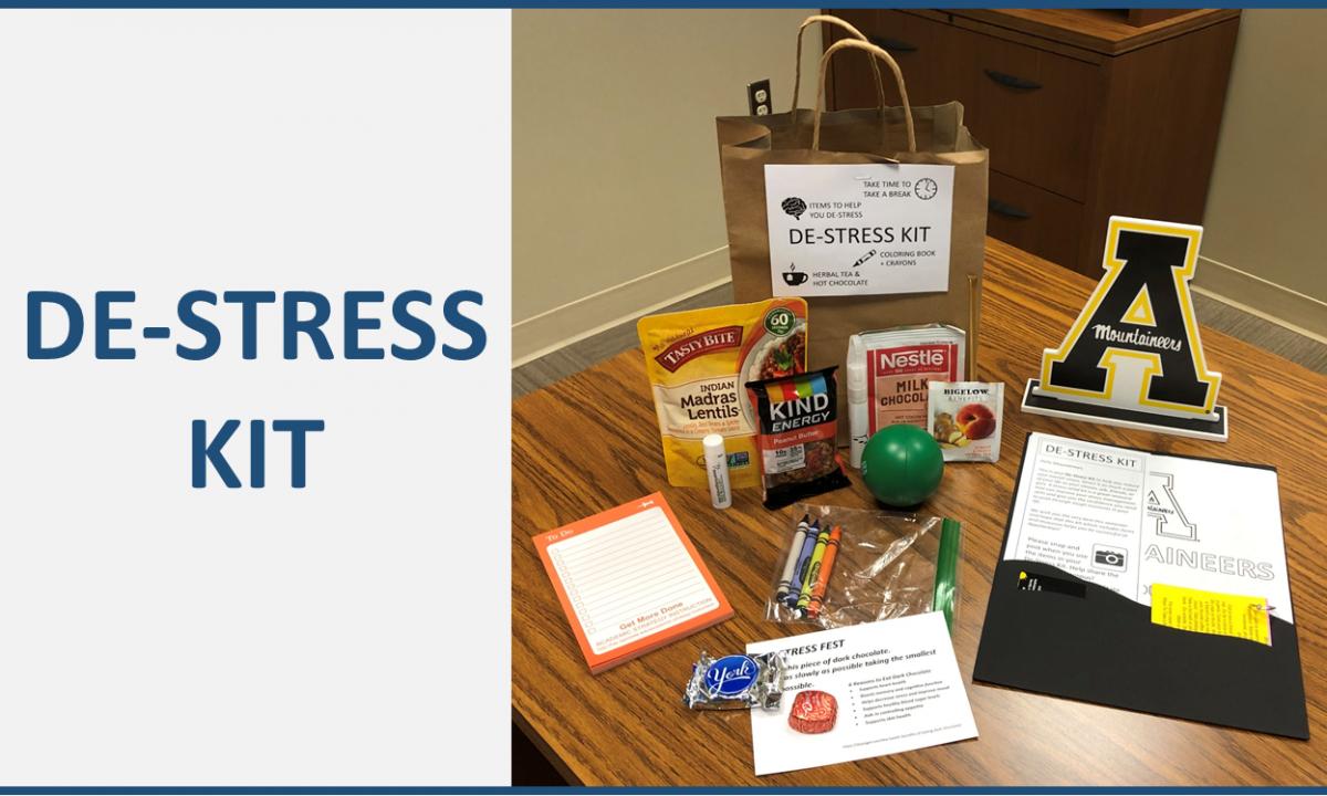 DE-STRESS Kit Image