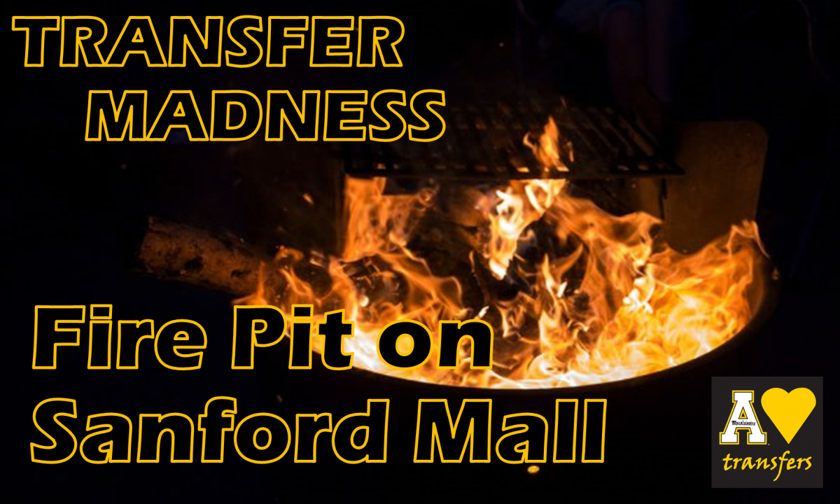 Fire Pit on Sanford Mall Image