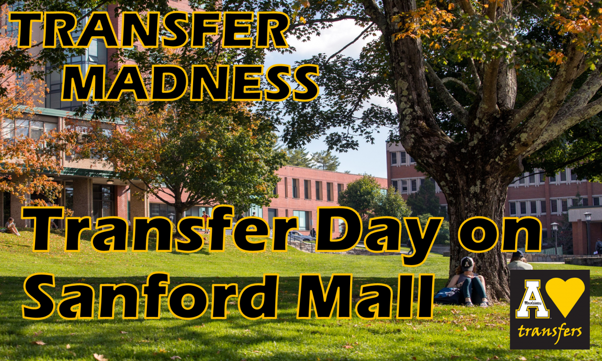 Transfer Day on Sanford Mall Image