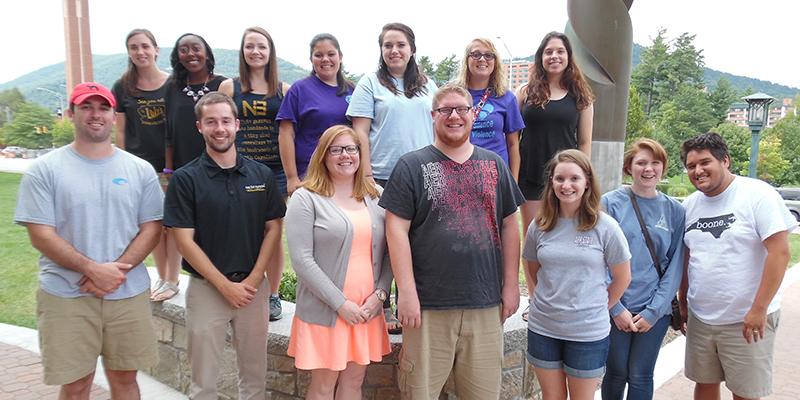 Appalachian State transfer students